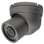 Galaxy 720P HD-TVI IR V/F Outdoor Turret Dome Camera